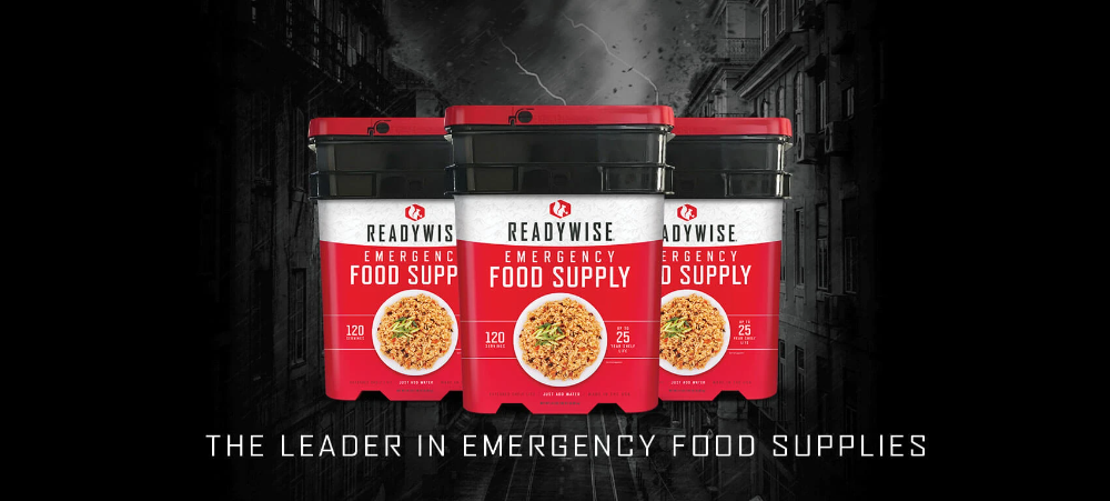 Readywise – Emergency Food Kits