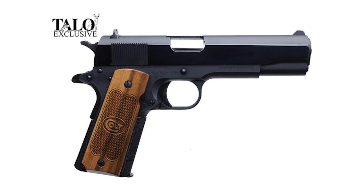 image of <br /> Colt 1991 Gvt 45ap Usa Talo