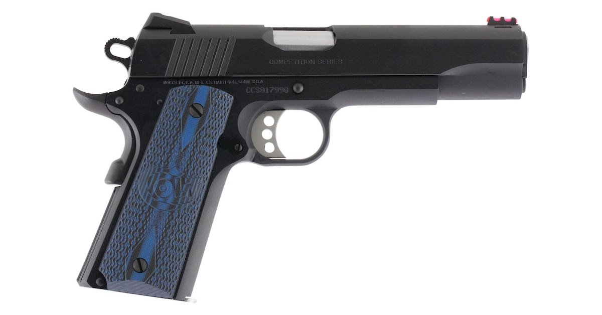 image of <br /> Colt Government Competition Series