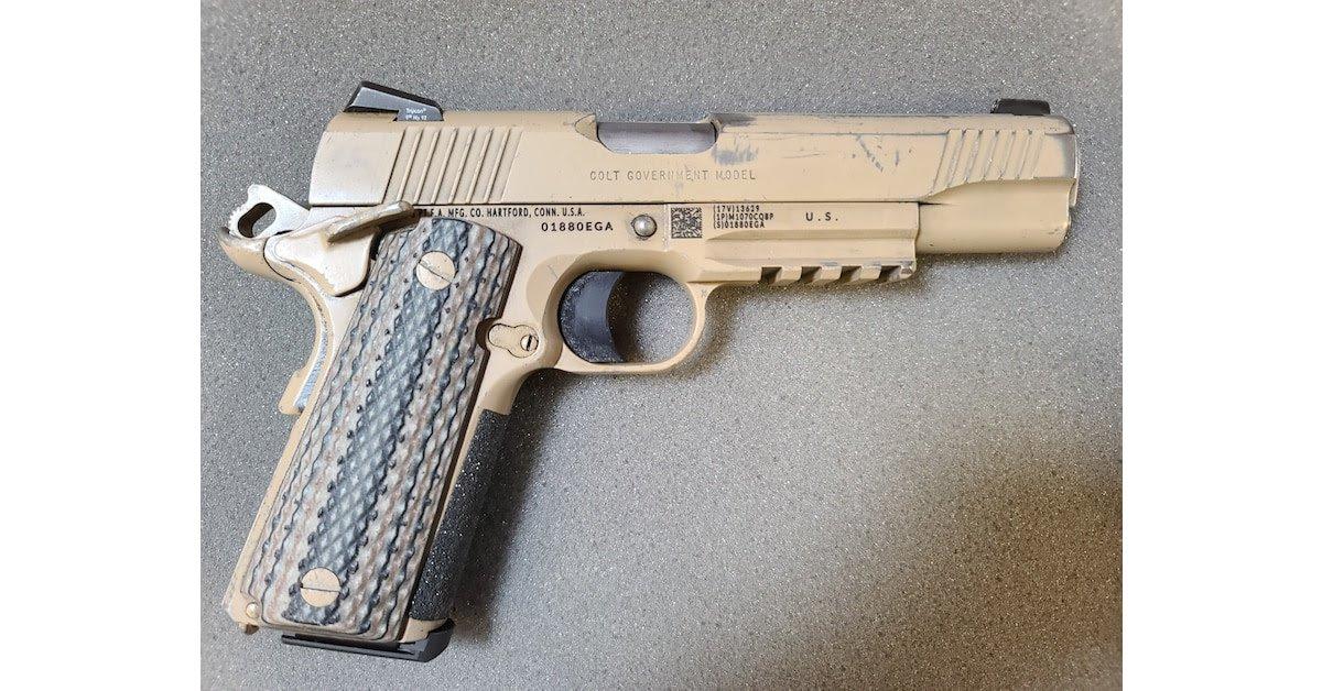 image of <br /> Colt M45A1 CQBP