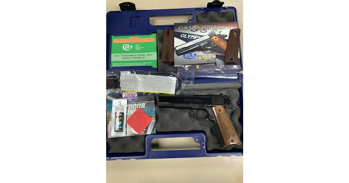 image of <br /> Colt Series 70