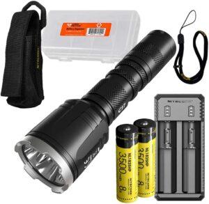 NITECORE CI7 2500 Lumen Tactical Flashlight