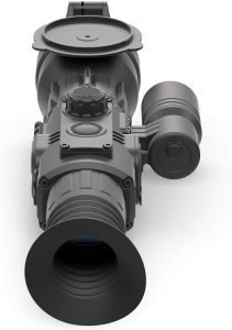 Yukon Sightline Digital Night Vision Riflescope back view