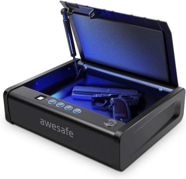 image of the awesafe Gun Safe