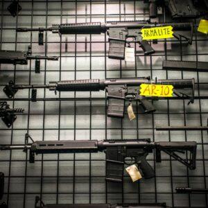AR 15 vs AR 10