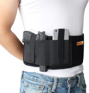 Creatrill Neoprene Belly Band Holster Concealed Carry