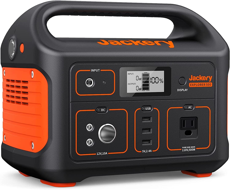 image of Jackery Portable Power Station Explorer Generator