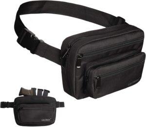 Lilcreek Tactical Pistol Waist Pack Bag