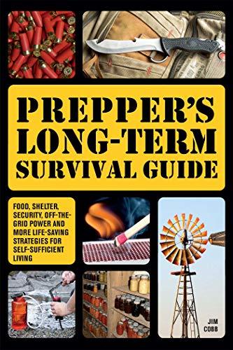 image of Prepper's Long-Term Survival Guide