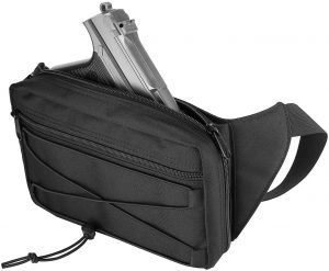 ProCase Concealed Carry Fanny Pack Holster