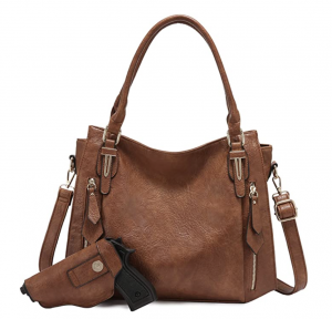 image of Realer Concealed Carry Purses and Handbags Crossbody Purse