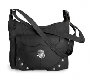 image of Roma Leathers Concealed Carry Unique Crossbody Purse