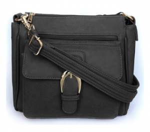 image of Roma Leathers Concealed Carry Amazing Looking Crossbody Purse