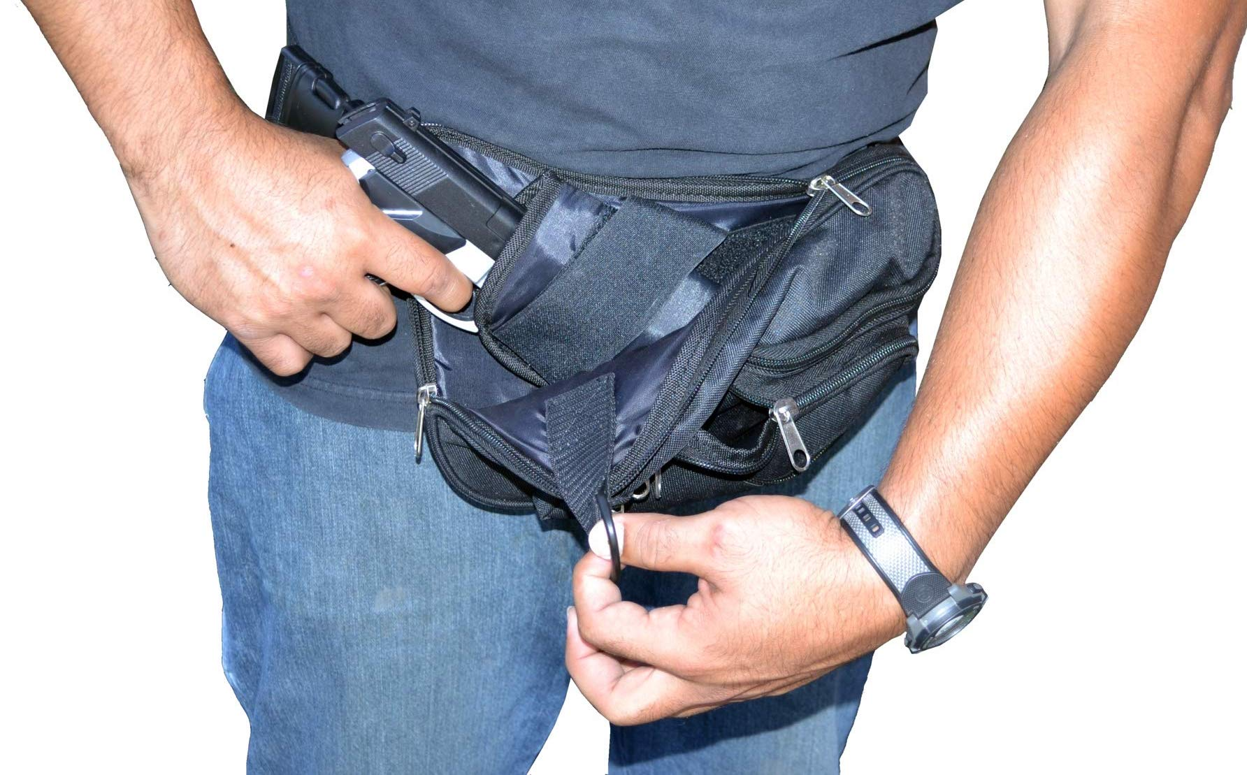 Top Concealed Carry Fanny Packs – Hands Free Concealment