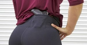 conceal carry leggings review image