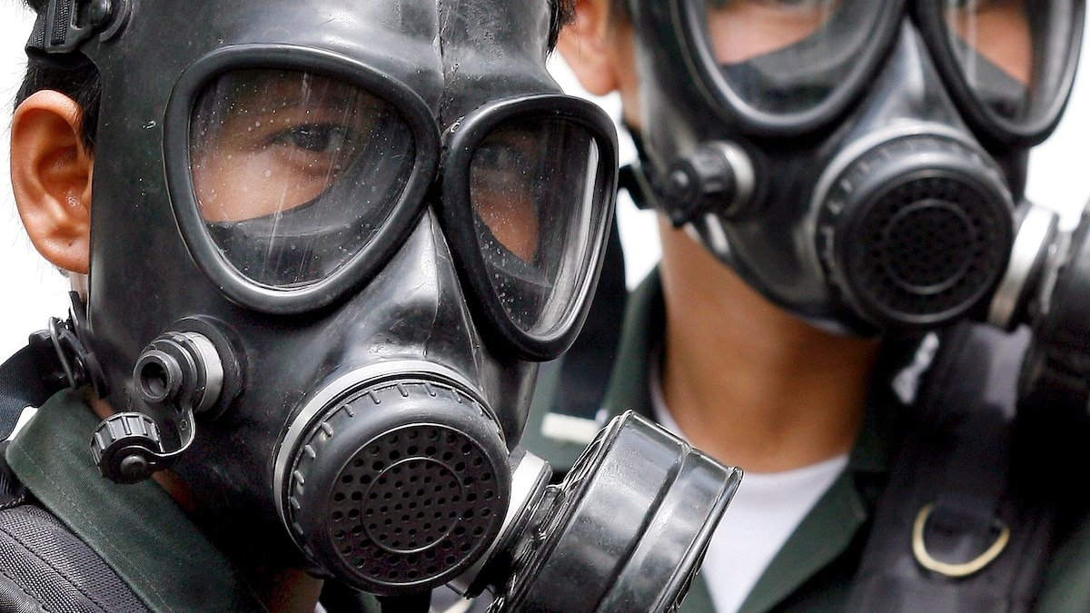 The 3 Best Gas Masks – Prepare for the Worst