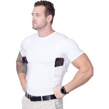 image of AC UNDERCOVER Concealed Carry T Shirt