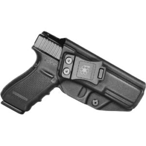 Amberide IWB Kydex Glock 20 Holster