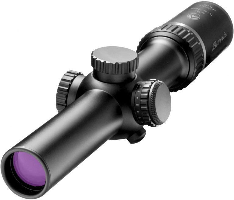 image of Burris MTAC 1-4×24 Illuminated Scope