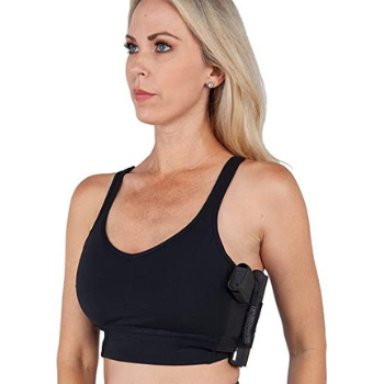 image of Concealed Carry Convertible Sports Bra