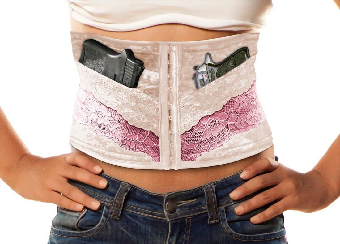 A Concealed Carry Corset Review – The Top 6 For Ultimate Concealment