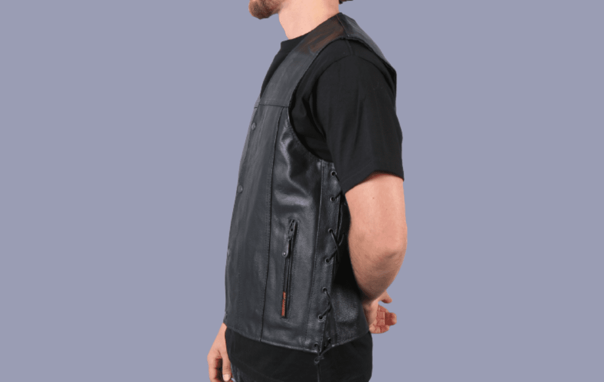 Concealed Carry Leather Vests – Our Top 5 Right Now