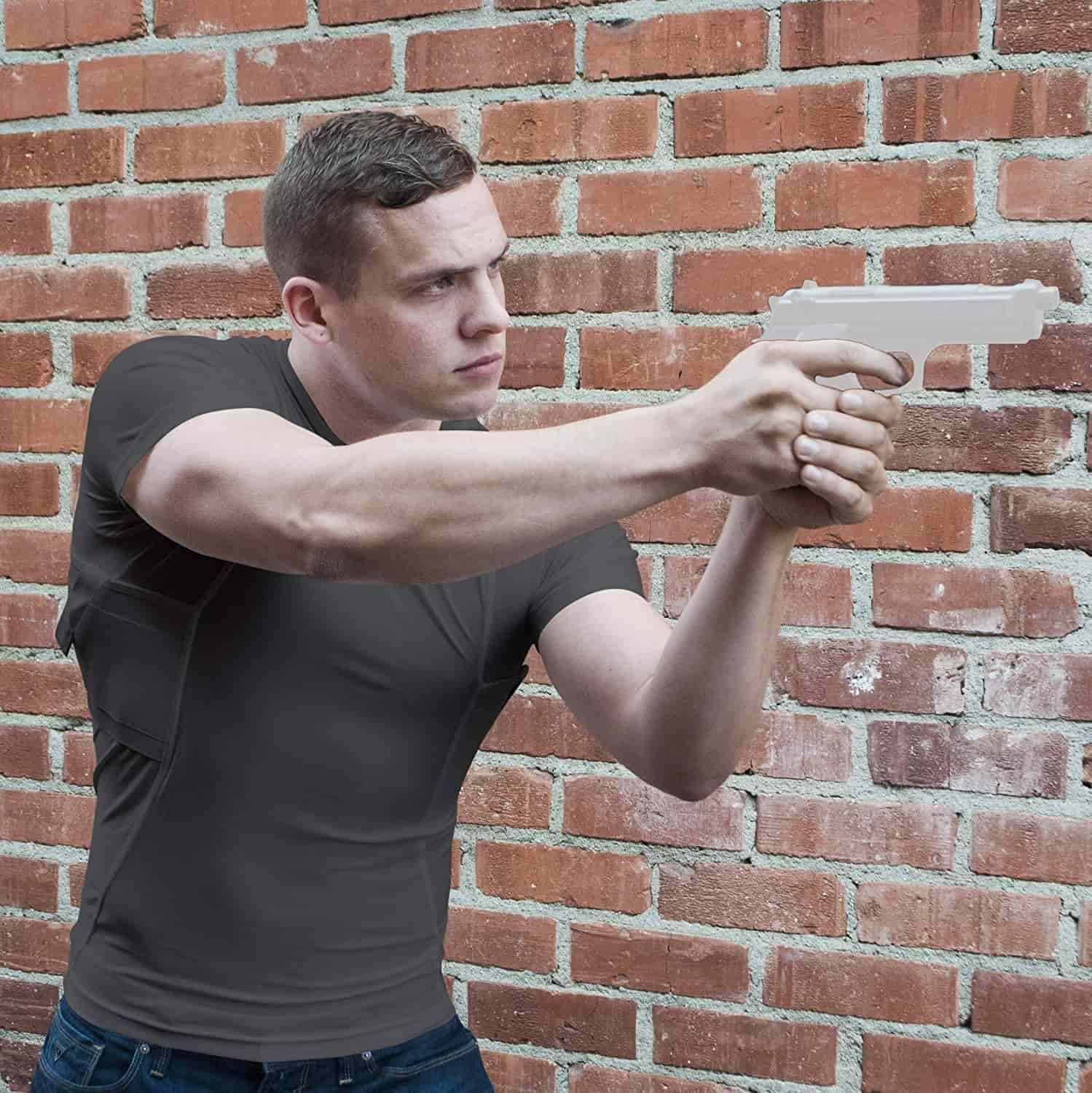 Our Top 7 Best Concealed Carry T-Shirts