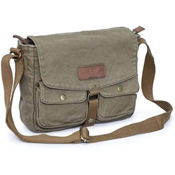 image of Gootium Canvas Messenger Bag
