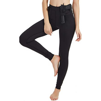 image of Graystone 5.11 Concealed Carry Women's Concealment Compression Leggings
