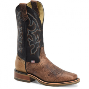 Grissom Concealed Carry Boot With Square Toe