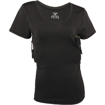 image of Lilcreek Women's Concealed Carry T-Shirt
