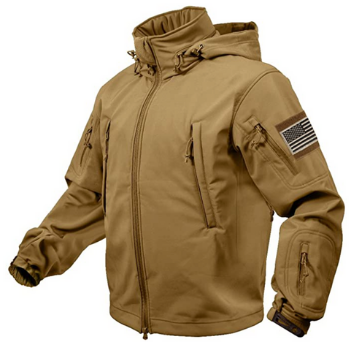 image of Rothco Special Ops Tactical Soft Shell Jacket