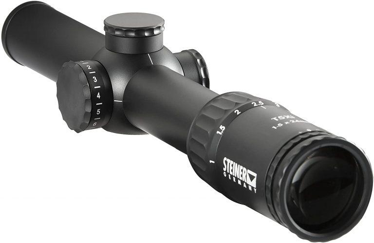 image of Steiner Optics T-Series Tactical 1-5×24