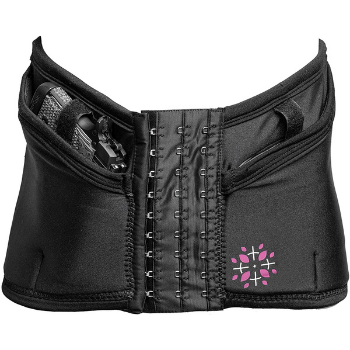 image of Tactica Defense Fashion Concealed Carry Corset Holster