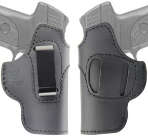 The Fast Gunman IWB Holster for Inside Waistband Concealed Carry