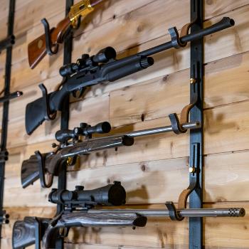 Custom Gun Rack
