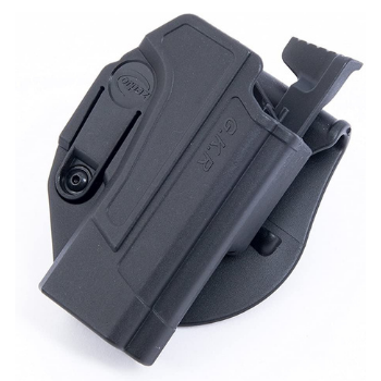 image of Glock Thumb Release Polymer Paddle Holster by Orpaz