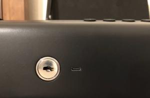 Keylock USB